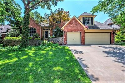 Edmond Single Family Home For Sale: 1008 Huntsman Road