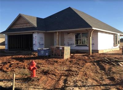 Edmond Single Family Home For Sale: 4208 NW 153rd Street
