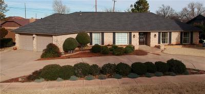 Altus Single Family Home For Sale: 2604 Apache Pass