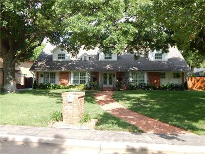 Oklahoma City Single Family Home For Sale: 3128 Thorn Ridge Road