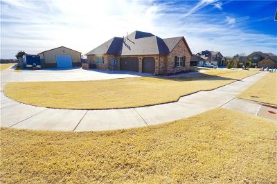 Oklahoma City Single Family Home For Sale: 5212 SE 147th Circle