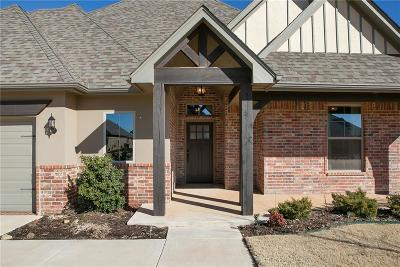 Edmond Single Family Home For Sale: 18528 Haslemere Lane