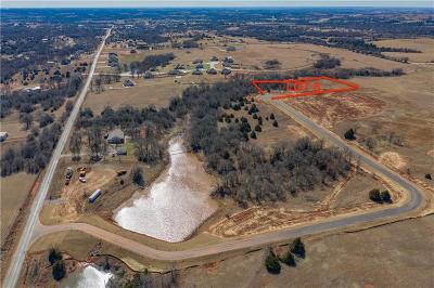Blanchard Residential Lots & Land For Sale: Lot 6 Block 1 Hidden Acres