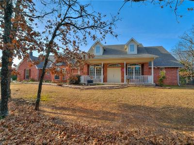 Shawnee Single Family Home For Sale: 31635 Hardesty Road