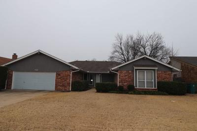 Oklahoma City Single Family Home For Sale: 7318 NW 107th Street