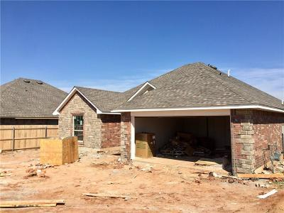 Edmond Single Family Home For Sale: 4105 NW 154th Street