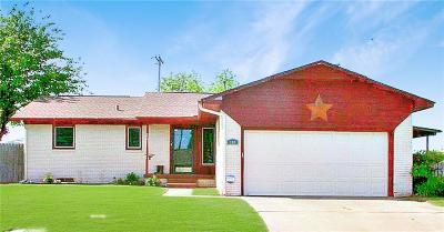 Altus Single Family Home For Sale: 100 Sumner