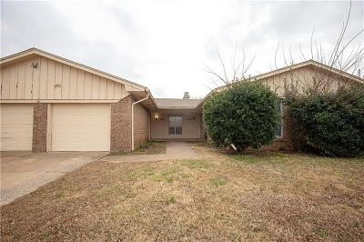 Oklahoma City Multi Family Home For Sale: 1608 SW 86th Street