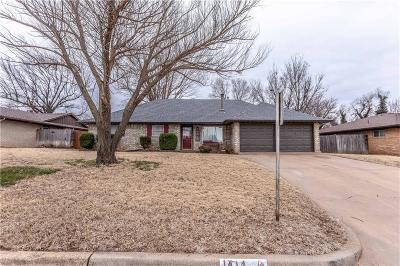 Weatherford Single Family Home For Sale: 1414 Mockingbird