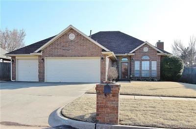 Edmond Single Family Home For Sale: 612 NW 143rd St.