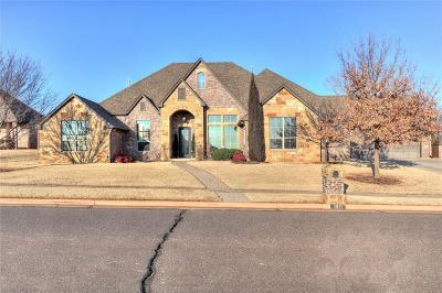 Edmond Single Family Home For Sale: 1811 Thornbrooke Boulevard