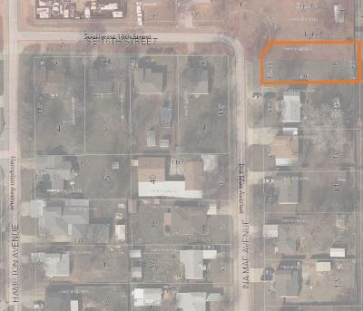 Del City OK Residential Lots & Land For Sale: $15,000