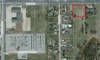 Del City OK Residential Lots & Land For Sale: $199,900