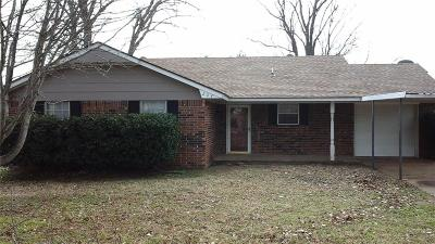 Tuttle Single Family Home For Sale: 204 Lois Avenue