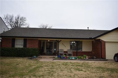 Oklahoma City Single Family Home For Sale: 2225 S Whitbourne Place