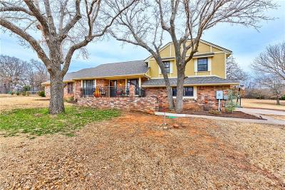 Edmond Single Family Home For Sale: 12620 Teakwood Drive
