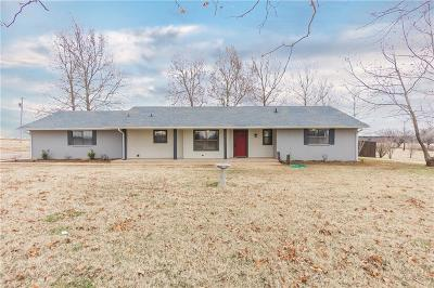Tuttle Single Family Home For Sale: 5008 Hughes Drive