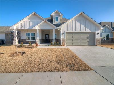 Oklahoma City Single Family Home For Sale: 12920 Fire Rock Circle