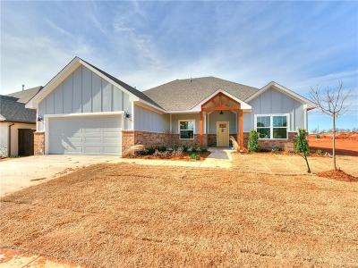 Edmond Single Family Home For Sale: 15809 Langley Way