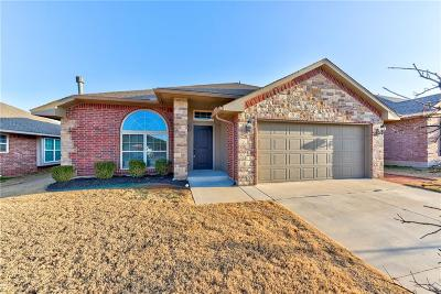 Edmond Single Family Home For Sale: 3020 NW 182nd Terrace
