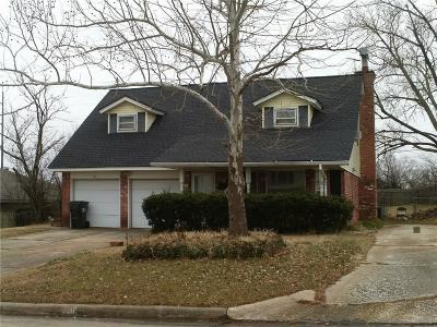 Norman Single Family Home For Sale: 336 Wewoka Drive