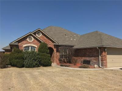 Edmond Single Family Home For Sale: 4195 Michael Road