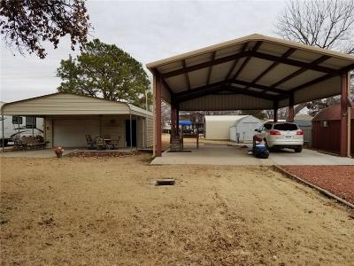 Fort Cobb Residential Lots & Land For Sale: 115 Pioneer Street