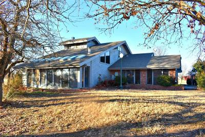 Single Family Home For Sale: 176221 N 2880 Road