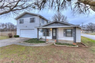 Oklahoma City Single Family Home For Sale: 8505 NE 16th Street