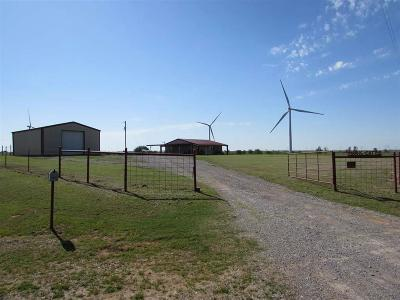 Rush Springs Single Family Home For Sale: 1601 County Road 1550