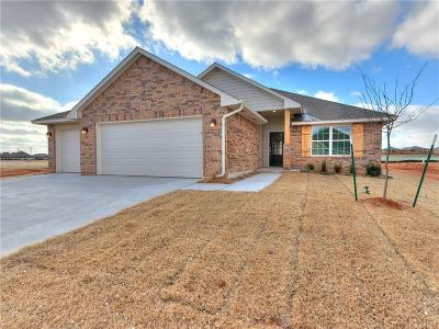 Yukon Single Family Home For Sale: 3421 Shutter Ridge Drive