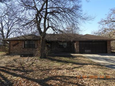 Choctaw Single Family Home For Sale: 1205 N Triple X Road