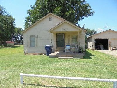 Lindsay Single Family Home For Sale: 304 3rd