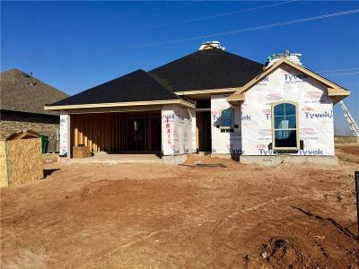 Edmond Single Family Home For Sale: 15316 Hill Branch Road
