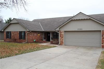 Oklahoma City Single Family Home For Sale: 13501 Green Valley Drive