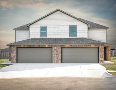 Oklahoma County Multi Family Home For Sale: 8800 SW 45th Street