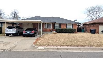 Oklahoma City Single Family Home For Sale: 4709 NW 15th Street