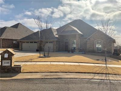 Norman Single Family Home For Sale: 3108 Venice Court