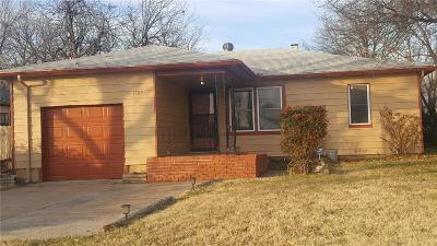 Lawton Single Family Home For Sale: 1307 NW Lawton Avenue