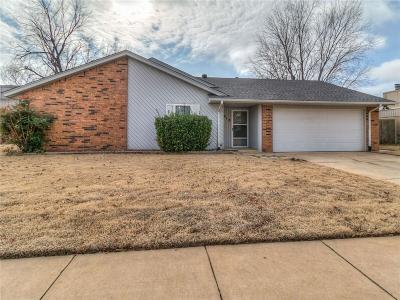 Norman Single Family Home For Sale: 1918 Barb Drive
