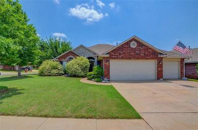 Edmond Single Family Home For Sale: 2712 NW 167th Street