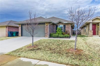 Edmond Single Family Home For Sale: 2409 NW 197th Street