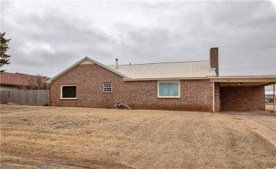 Hammon Single Family Home For Sale: 1108 Savage