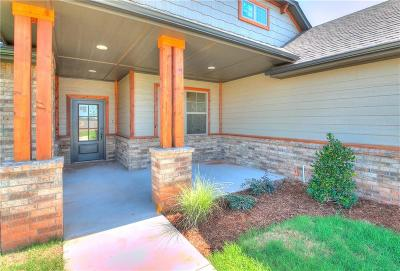 Edmond Single Family Home For Sale: 7151 Rubye Road