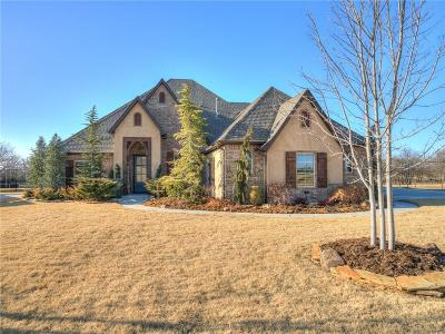 Oklahoma City Single Family Home For Sale: 12817 Pond View Drive