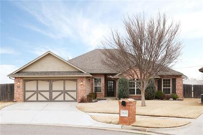 Edmond Single Family Home For Sale: 19132 Cottonwood Court