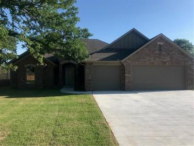 Choctaw Single Family Home For Sale: 15227 Gray Fox Road
