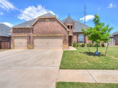 Oklahoma City Single Family Home For Sale: 5701 NW 164th Terrace