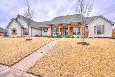 Edmond Single Family Home For Sale: 20 N Clayton Road
