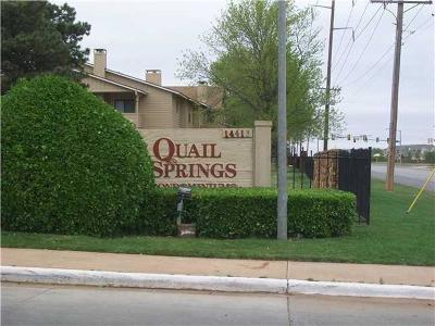 Oklahoma City Condo/Townhouse For Sale: 14323 N Pennsylvania #B